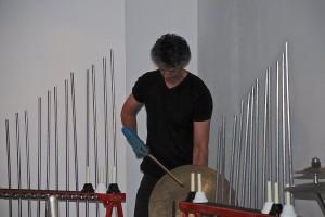 Bowed Cymbal